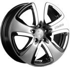 Racing Wheels H-370 8x18 5x100 ET 45 Dia 73,1 (HS CW)