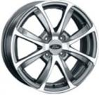 Replay Ford (FD128) 6x15 4x108 ET 47,5 Dia 63,3 (BKF)