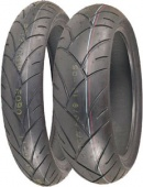 Shinko 005 190/50 ZR17 73W TL Rear