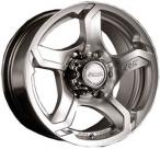 Racing Wheels H-409 8x16 6x139,7 ET 10 Dia 110,5 (BK F/P)