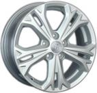 Replay Ford (FD50) 6,5x16 5x108 ET 50 Dia 63,3 (silver)