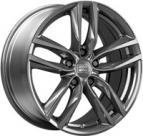 1000 Miglia MM1011 7x16 5x112 ET 42 Dia 57,1 (Dark Anthracite High Gloss)