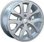 Replay Nissan (NS181) 7x16 5x114,3 ET 50 Dia 66,1 (silver)