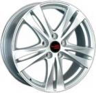 Replay Nissan (NS204) 7x18 5x114,3 ET 45 Dia 66,1 (silver)