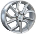 Replay Nissan (NS73) 6,5x17 5x114,3 ET 40 Dia 66,1 (silver)