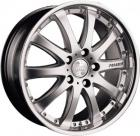 Racing Wheels H-332A 8,5x20 5x108 ET 50 Dia 63,4 (DB/P)