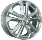 Replay Nissan (NS151) 7x17 5x114,3 ET 45 Dia 66,1 (silver)