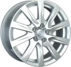 Replay Ford (FD60) 7x17 5x108 ET 55 Dia 63,3 (silver)