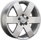 Replay Opel (OPL37) 7x17 5x105 ET 42 Dia 56,6 (silver)