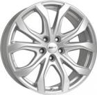 Alutec W10 8x18 5x112 ET 53 Dia 66,5 (racing black front polished)