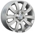 Replay Land Rover (LR8) 7,5x17 5x108 ET 55 Dia 63,3 (silver)