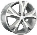 Replay Nissan (NS211) 7,5x18 5x114,3 ET 40 Dia 66,1 (silver)