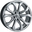 Alutec W10X 8x18 5x150 ET 51 Dia 110,1 (racing black front polished)