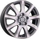 RPLC-Wheels TO15 7x17 5x114,3 ET 45 Dia 60,1 (BKF)