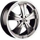 Racing Wheels Premium HF-611 10x22 5x112 ET 35 Dia 66,6 (Chrome)